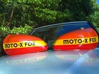 AMS Racing ~ Fox Tanks