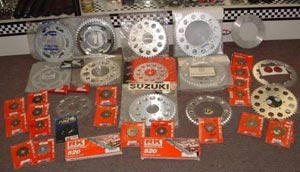 AMS Racing ~ Sprockets