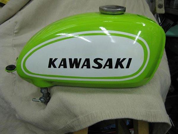 kawasaki g31m - ams racing