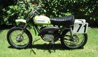 AMS Racing | 1971 Kawasaki G31M
